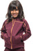 Houdini Kids Field Jacket D-Juice Red